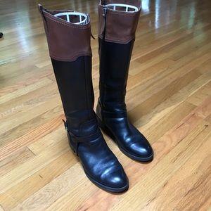 Franco Sarto Knee High Boots 8
